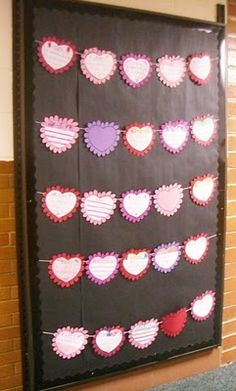 We had a heart to heart...twist on conversation hearts.  Have students write one thick and one thin question related to Valentine's Day.