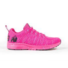new product 6efca 3fb21 Gorilla Wear Brooklyn Knitted Sneakers - Pink White - Sale bei Gorilla Wear  Deutschland kaufen