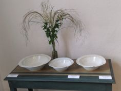 #RoseMarieDurr #MadeInKilkenny #Pottery #HandThrown #Clay #Ceramics #KilkennyArtsWeek #AKA #IrishFestival #ButlerHouse #contemporary #vintage #bespoke #bowls #exhibit #IrelandsAncientEast #InStyle