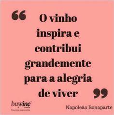 ☆ #Vinho  &  #Frases ☆
