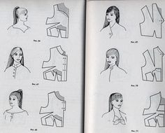 4153689_File0002 (697x562, 308Kb)  lots of necklines and other pattern drafting info