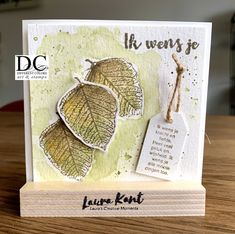 Een herfstkaartje - A Fall card idea 6 September, Fall Cards, Different Colors, Stampin Up, Card Making, Paper Crafts, In This Moment, Simply Beautiful, Creative