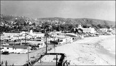 Laguna Beach 1930's