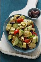 Artichoke and Avocado Salad #CaraMia