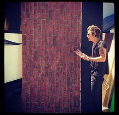 'It's like talking to a brick wall..'