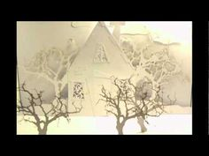 """""""Little Red Cap"""" paper stop motion animation by Hazel O'Brien; track is """"Seaglopur"""" by Sigur Ros. Running length: 2 min 11 secs"""