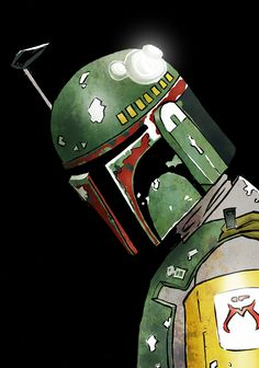 Boba Fett by mygrimmbrother on DeviantArt