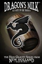 New Holland Brewery Dragon's Milk.....  By far.. THE BEST #beer I have ever tasted.