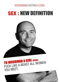 To Woodman a girl