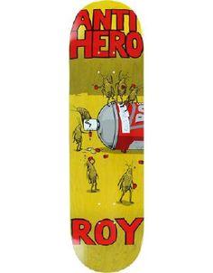 Anti Hero Roy Roaches Deck-8.28
