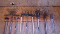 Porte-outils de jardin