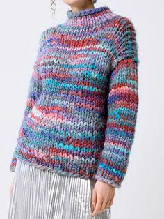 Kostenlose Anleitung: Strickpullover – easy knitting - Initiative Handarbeit