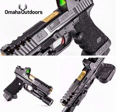 ZEV Technologies Glock 17 Spartan w/ RMR Speed Feed 9mm 10 RDS 4.49″ Handgun - Omaha Outdoors