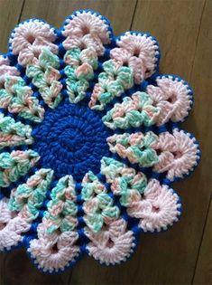 Crochet Pillow, Blanket, Pillows, Knots, Flowers, Crafts, Craft, Crocheting, Manualidades