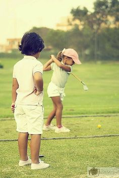 Golf & Academie Le Kids Club Lavagnac Country Club http://www.lavagnac-countryclub.com/accueil/