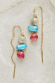 Shop the Ombre Breeze Threader Earrings and more Anthropologie at Anthropologie today. Read customer reviews, discover product details and more.