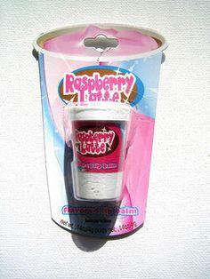 Raspberry Latte Lip Balm