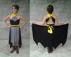 Amazing superhero dresses.
