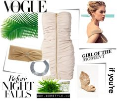 """""""night party"""" by caroline-desterbecq on Polyvore"""