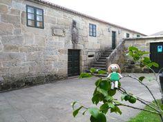 Muñeca Sesi,Casa Museo Valle Inclán,Vilanova de Arousa,Galicia,Spain.