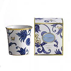 Wedgwood Little Luxuries Cornucopia Candle: Early Grey Fragrance