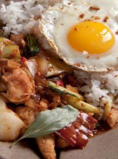 Easy Basil Chicken Recipe