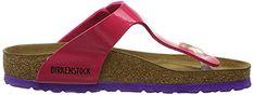 Birkenstock Women's Gizeh Cork Footbed Thong Sandal