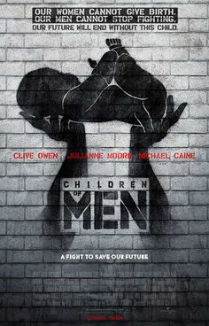 Children of Men - movie poster