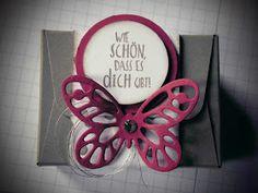 Kreativ am Deich : ...bebilderte Anleitung Box aus dem neuem Tütenboard...
