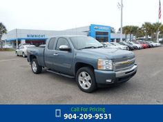 2011 Chevrolet Chevy Silverado 1500 LT Call for Price  miles 904-209-9531 Transmission: Automatic  #Chevrolet #Silverado 1500 #used #cars #NimnichtChevrolet #Jacksonville #FL #tapcars