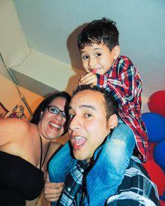 La foto navideña chévere. #Familia #Family #Sobrino #Hermana #Navidad