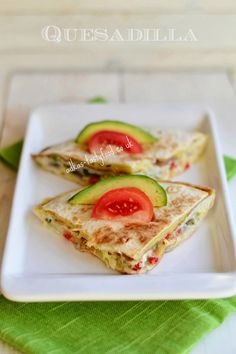 chute a vône mojej kuchyne. Co Uk, Russian Recipes, Guacamole, Mexican Food Recipes, Quesadillas, Dips, Salads, Pizza, Yummy Food