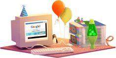 17α γενέθλια της Google