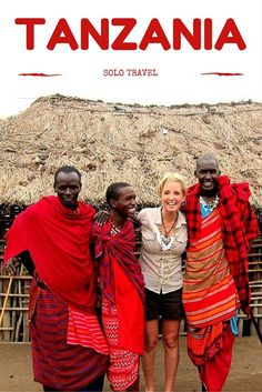 Solo Travel Destination: Tanzania Want to see the world and know someone looking to make a hire? Contact me, carlos@recruitingforgood.com