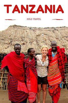 Solo Travel Destination: Tanzania