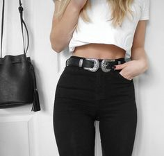 "2,142 Likes, 12 Comments - Lydia Rose (@fashioninflux) on Instagram: ""Topshop Jamie Jeans are the best basics. Plus (with great difficulty) I can get my belt buckles…"""