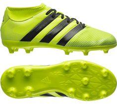 Adidas ACE 16.3 Kids Football Shoes Primemesh FG AQ3444 Boys Boots Soccer  New c9359b16516a4