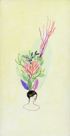 Lady 1 by betsy., via Flickr