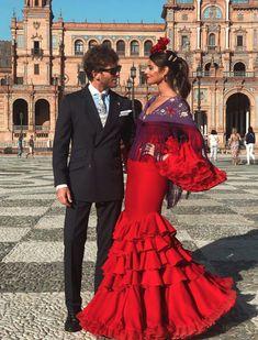 Spanish Dress Flamenco, Flamenco Dresses, Flamenco Wedding, Spanish Style Weddings, Dream Dress, Formal Dresses, Wedding Dresses, Fashion Dresses, Boho