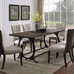 Effuse Wood Top Dining Table, Brown StarSun Depot https://www.amazon.com/dp/B00PMFA9DG/ref=cm_sw_r_pi_dp_x_xuvWybXRNB1NP