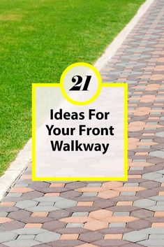 Dos And Donts Of Building A Front Garden Walkway Full Sun Landscaping, Farmhouse Landscaping, Low Maintenance Landscaping, Front Yard Landscaping, Landscaping Ideas, Backyard Walkway, Front Walkway, Front Steps, Walkway Ideas
