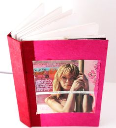 Below you will find a selection of handmade artist journals. There are photos and descriptions for each journal available. You  can ...
