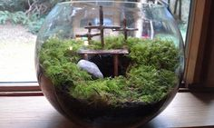 In the Company of Cedars: DIY: Easter Terrarium