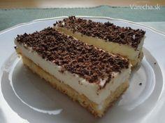 Jarný tvarohový koláčik (fotopostup) - Recept