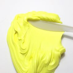 I will definitely be making more butter Slime! Yellow Slime, Purple Crafts, Cool Slime Recipes, Rainbow Slime, Diy Slime, Pink Love, Good Food, Butter, Clay