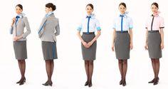 ANA 10th Generation Uniforms