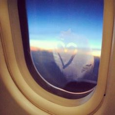 love is in the air. Airplane Window, Airplane View, Wish You Are Here, Look At You, Life Is Beautiful, Beautiful Places, Culture Shock, Adventure Is Out There, Wanderlust Travel