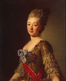 Wilhelmine Luise von Hessen-Darmstadt (* 25. Juni 1755 in Prenzlau; † 15. Apriljul./ 26. April 1776greg. in Sankt Petersburg) war unter dem Namen Natalia Alexejewna russische Thronfolgerin.