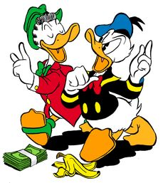 Donald Duck Characters, Old Cartoon Characters, Walt Disney Characters, Childhood Characters, Old Cartoons, Animated Cartoons, Disney Cartoons, Disney Best Friends, Mickey Mouse And Friends