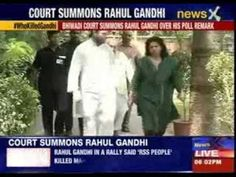 Fresh trouble for Rahul Gandhi, Congress V-P summoned